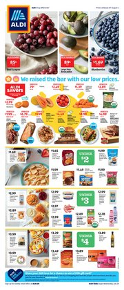 Discount Stores offers in the Aldi catalogue in Greenwood IN ( Expires tomorrow )