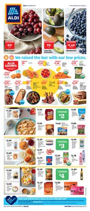 Discount Stores offers in the Aldi catalogue in Reading PA ( Expires today )