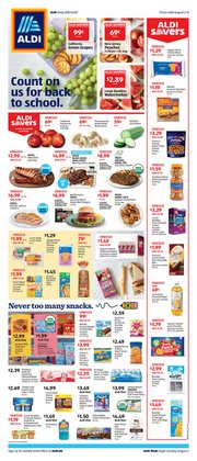 Aldi catalog ( Expires today)