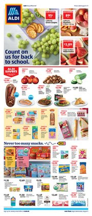 Discount Stores offers in the Aldi catalogue in Conroe TX ( 1 day ago )