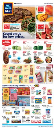 Discount Stores offers in the Aldi catalogue in Fresno CA ( Expires today )