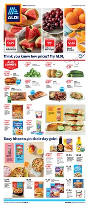Discount Stores offers in the Aldi catalogue in Brockton MA ( 2 days ago )