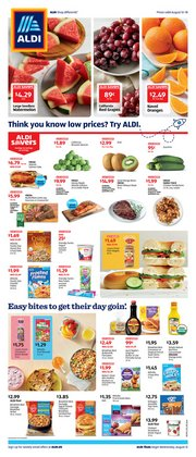Discount Stores offers in the Aldi catalogue in Minneapolis MN ( 1 day ago )