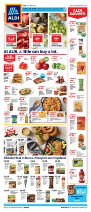 Aldi catalogue in Chicago IL ( 2 days left )