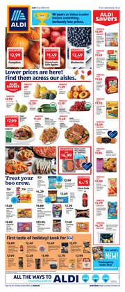 Discount Stores offers in the Aldi catalogue in Saint Petersburg FL ( 3 days left )