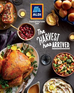 Aldi catalogue ( Published today )