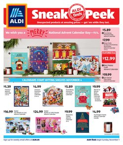 Aldi catalog ( 1 day ago)
