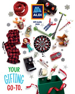 Aldi catalogue ( 26 days left )