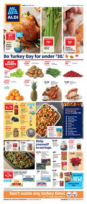 Discount Stores offers in the Aldi catalogue in Canton OH ( Expires tomorrow )