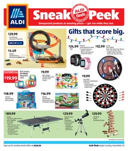 Discount Stores offers in the Aldi catalogue in New York ( 5 days left )
