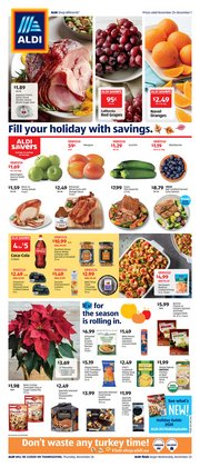 Discount Stores offers in the Aldi catalogue in Overland Park KS ( 3 days left )