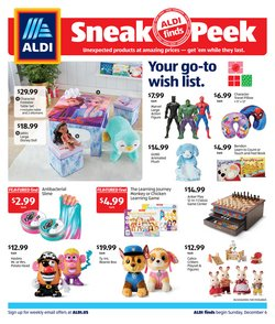 Aldi catalogue in Van Nuys CA ( 8 days left )