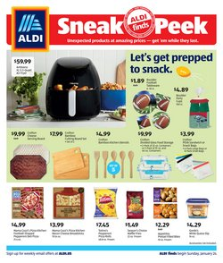 Aldi catalogue in Chicago IL ( Expired )