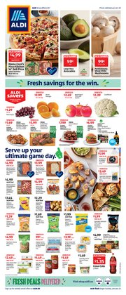 Discount Stores offers in the Aldi catalogue in Madison WI ( 1 day ago )