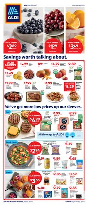 Discount Stores offers in the Aldi catalogue in Evanston IL ( Expires today )