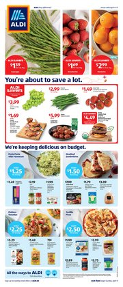 Aldi catalogue ( 2 days left )