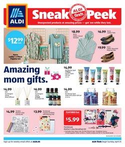 Aldi catalogue in Dallas TX ( 8 days left )