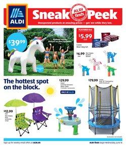 Aldi deals in the Aldi catalog ( 6 days left)