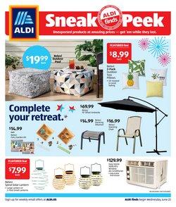 Aldi deals in the Aldi catalog ( 9 days left)