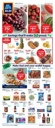 Aldi deals in the Aldi catalog ( Expires tomorrow)