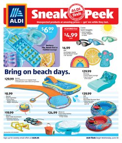 Aldi catalog ( Published today)