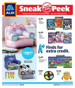 Aldi deals in the Aldi catalog ( 8 days left)