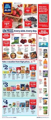 Discount Stores deals in the Aldi catalog ( Expires tomorrow)