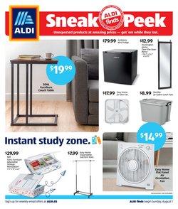 Aldi catalog ( 6 days left)