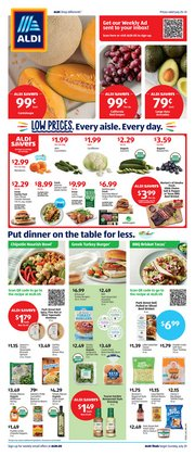 Discount Stores deals in the Aldi catalog ( Published today)