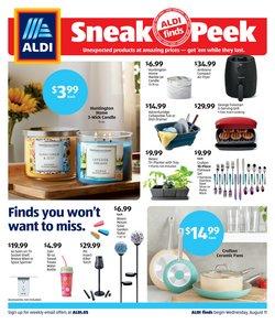Aldi catalog ( 1 day ago)