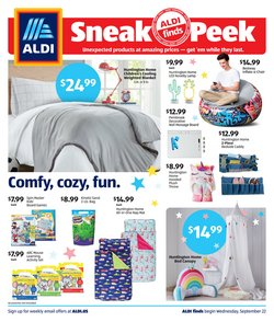 Discount Stores deals in the Aldi catalog ( 9 days left)