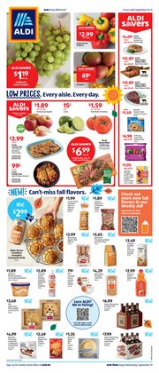 Discount Stores deals in the Aldi catalog ( 2 days left)