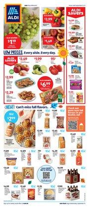 Aldi deals in the Aldi catalog ( 3 days left)