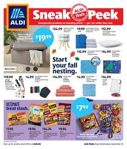 Discount Stores deals in the Aldi catalog ( 7 days left)