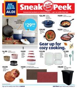 Aldi deals in the Aldi catalog ( Published today)