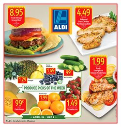 Discount Stores deals in the Aldi weekly ad in Miami FL