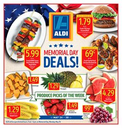 Aldi deals in the Chicago IL weekly ad