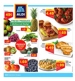Meat deals in the Aldi weekly ad in Johnstown PA