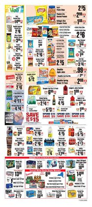 Popcorn deals in the ShopRite weekly ad in New York