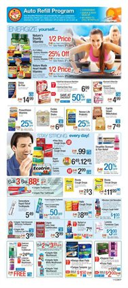 Medicines deals in the ShopRite weekly ad in New York