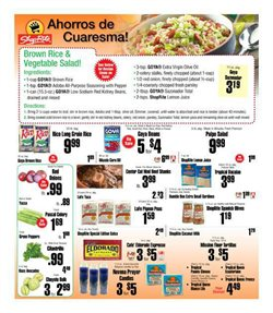 Spices deals in the ShopRite weekly ad in New York