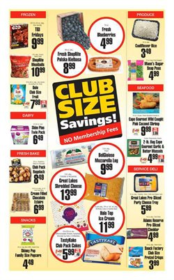 Cheese deals in the ShopRite weekly ad in New York