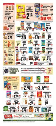Bakery deals in the ShopRite weekly ad in New York