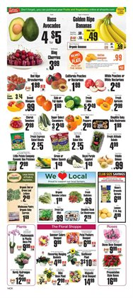 Fruit deals in the ShopRite weekly ad in New York
