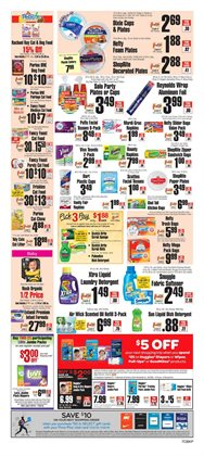 Gel deals in the ShopRite weekly ad in New York