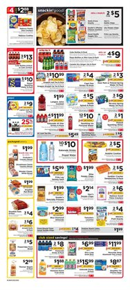 Nabisco deals in the ShopRite weekly ad in New York