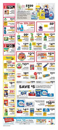 Cleaners deals in the ShopRite weekly ad in Schenectady NY