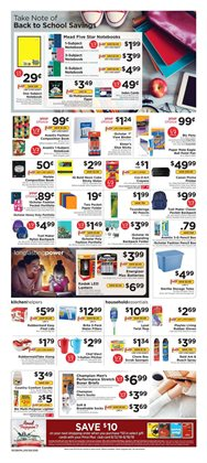 Scrub deals in the ShopRite weekly ad in New York