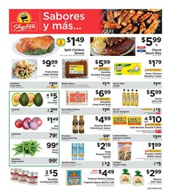 Refreshments deals in the ShopRite weekly ad in New York