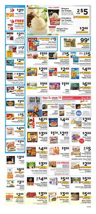 Water deals in the ShopRite weekly ad in New York